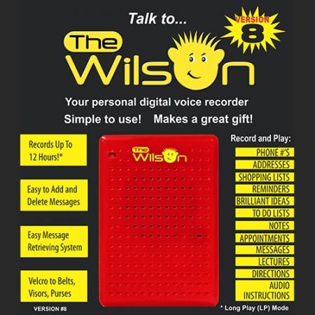 The Wilson™ 12 Hour digital Recorder