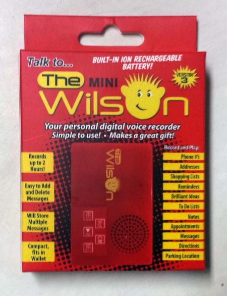 The Mini Wilson™ – NEW VERSION 3