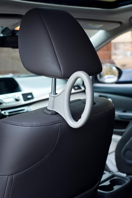 Car Butler® Helping Handle Headrest Mount for Assisted Car Entry and Exit
